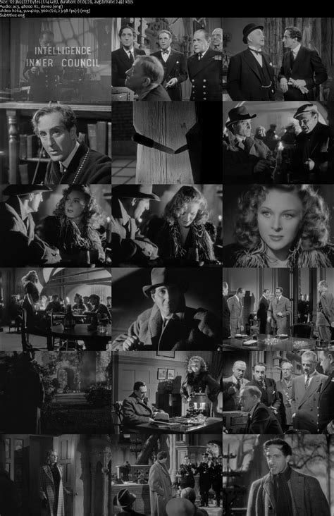 Sherlock Holmes and the Voice of Terror (1942) BRRip [1