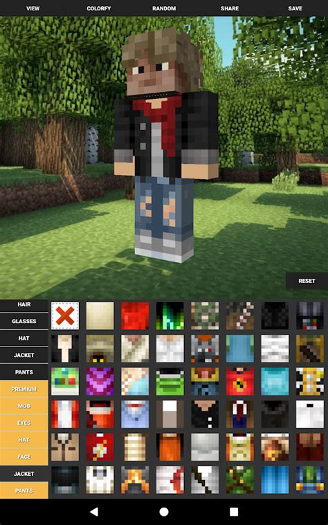Custom Skin Creator For Minecraft - Android Apps on Google