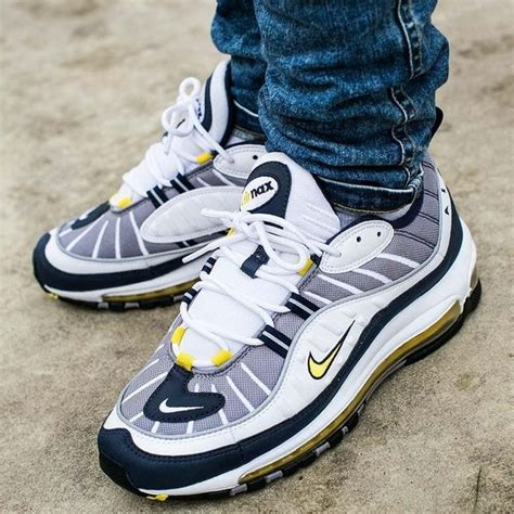 Nike Air Max 98: The Legend Is Coming Back - Reviewed in