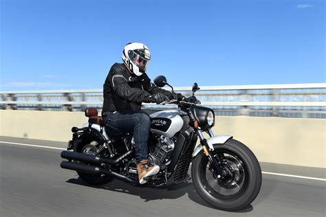 Like a Version: Indian Scout Bobber Launch Report - Cycle