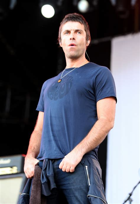 Liam Gallagher - Liam Gallagher Photos - Big Day Out
